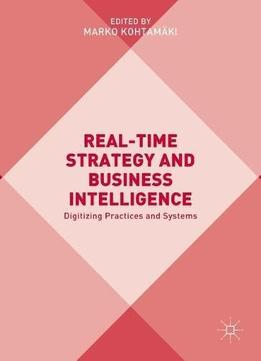 real time business intelligence thesis Towards real-time business intelligence 216 bt technology journal • vol 23 no 3 • july 2005 • that a process has access to information whenever it is required, • that a process provides information whenever it is.