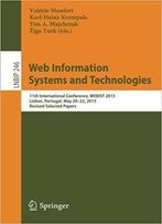 Web Information Systems And Technologies: 11th International Conference