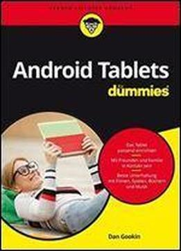 Android Tablets Fur Dummies (german Edition)