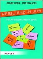 Resilienz Im Job (German Edition)