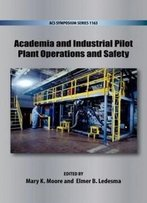 Academia And Industrial Pilot Plant Operations And Safety (Acs Symposium Series)