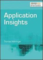 Application Insights (Shortcuts 218) (German Edition)