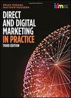 Direct And Digital Marketing In Practice,3rd Edition