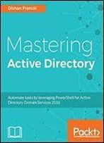 Mastering Active Directory,1e
