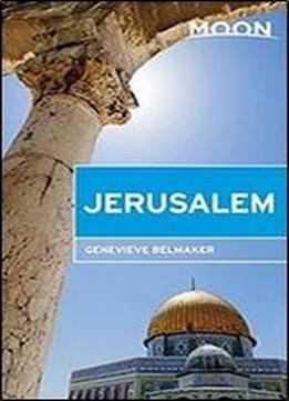 Moon Jerusalem (travel Guide)