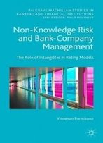 Non-Knowledge Risk And Bank-Company Management: The Role Of Intangibles In Rating Models (Palgrave Macmillan Studies In Banking And Financial Institutions)
