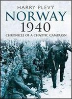 Norway 1940: Chronicle Of A Chaotic Campaign,2017