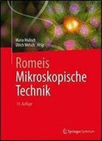 Romeis - Mikroskopische Technik (German Edition)
