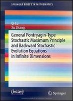 General Pontryagin-Type Stochastic Maximum Principle And Backward Stochastic Evolution Equations In Infinite Dimensions (Springerbriefs In Mathematics)