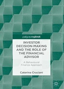 role of financial statement in decision making Judgment has always played a critical role in the financial reporting process   as a result, preparers may want to apply a decision- making.