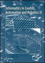 Informatics In Control, Automation And Robotics Ii (V. 2)