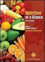 Nutrition At A Glance, 2nd Edition