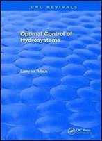 Optimal Control Of Hydrosystems