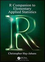 R Companion To Elementary Applied Statistics 1st Edition