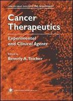 Cancer Therapeutics: Experimental And Clinical Agents