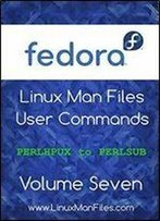 Fedora Linux Man Files User Commands Volume 7: User Commands