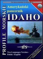 Profile Morskie 68: Amerykanski Pancernik Idaho - The American Battleship Uss Idaho (Bb-42) [Polish / English]