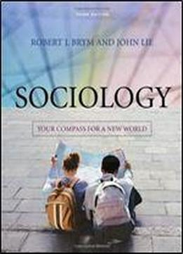Sociology: Your Compass For A New World, 3 Edition
