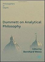 Dummett On Analytical Philosophy