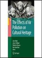 The Effects Of Air Pollution On Cultural Heritage