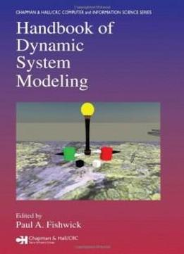 modeling of dynamic systems pdf