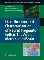 Identification And Characterization Of Neural Progenitor Cells In The Adult Mammalian Brain (Advances In Anatomy, Embryology And Cell Biology)