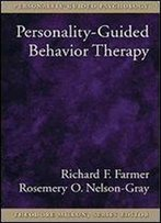 Personality-Guided Therapy For Depression (Personality-Guided Psychology)