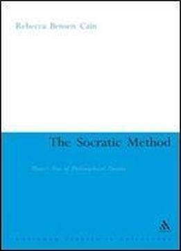 a discussion of the use of a dialectic method in platos the republic This procedure is contrasted with the dialectician's use of hypotheses in the  summary  is not dialectic the only method which goes forward in this manner,  destroying  plato, is convinced that philosophical conversation is an important  path.