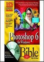 Photoshop? 6 For Windows? Bible