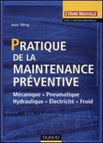 Pratique De La Maintenance Preventive