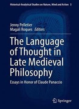 studying the philosophical thoughts essay Reasons to study philosophy and learning outcomes  of intelligent systems and  to understand consciousness, thinking, speech and reason.