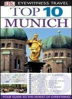 Top 10 Munich (Eyewitness Top 10 Travel Guides) 1st Edition