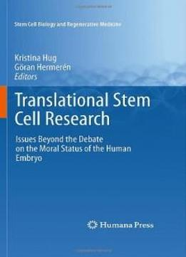 an overview of the moral issues regarding stem cell research How can the law help us explore the ethical and social issues  surrounding stem cell research  booklet is to provide a clear overview of the science of stem.