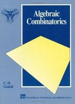 Algebraic Combinatorics (Chapman Hall/Crc Mathematics Series)