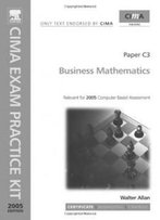 Cima Exam Practice Kit: Business Mathematics