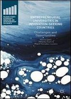 Entrepreneurial Universities In Innovation-Seeking Countries: Challenges And Opportunities (Palgrave Studies In Democracy, Innovation, And Entrepreneurship For Growth)
