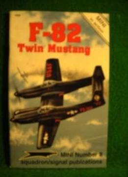F-82 Twin Mustang - Mini In Action No. 8