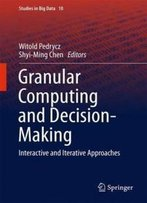 Granular Computing And Decision-Making: Interactive And Iterative Approaches (Studies In Big Data)