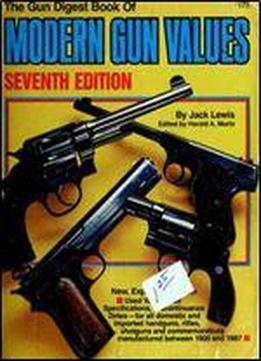 gun Digest' Book Of Modern Gun Values Download