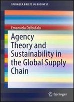 Agency Theory And Sustainability In The Global Supply Chain (Springerbriefs In Business)