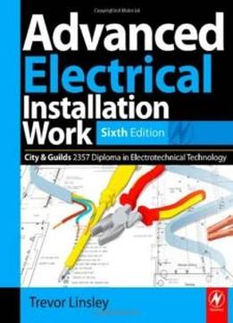 Advanced Electrical Installation Work Sixth Edition Download