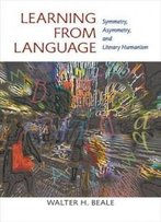 Learning From Language (Composition, Literacy, And Culture)