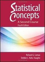 Statistical Concepts: A Second Course, 4 Edition