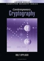 Contemporary Cryptography (Artech House Computer Security503)