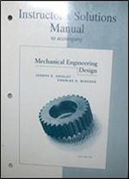 Shigley solution manual array instructor u0027s solutions manual to accompany mechanical engineering rh onlybooks org fandeluxe Images