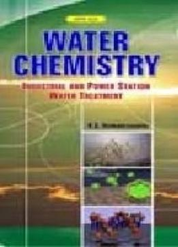Water Chemistry-industrial And Power Station Water Treatment