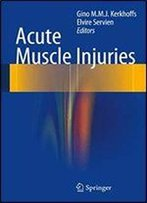 Acute Muscle Injuries