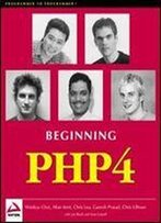 Beginning Php4 Programming