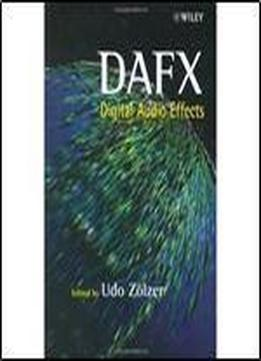 Dafx:digital Audio Effects