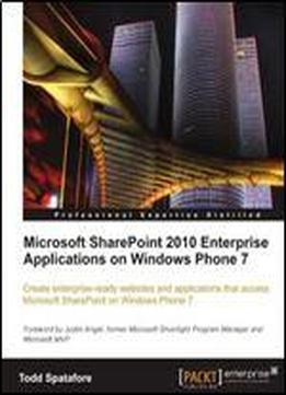 Microsoft Sharepoint 2010 Enterprise Applications On ...